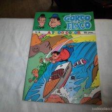 Cómics: EL GORDO Y EL FLACO Nº 8.. Lote 57273735