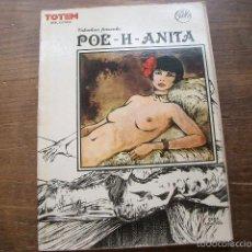 Cómics: TOTEM - POE-H-ANITA - GUIDO CREPAX - NUEVA FRONTERA.. Lote 57780192