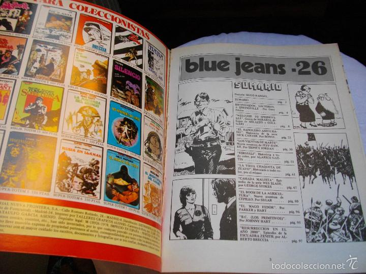 Cómics: COMICS - PARA ADULTOS- BLUE JEANS Nº 26 -EDICIONES NUEVA FRONTERA- VER FOTOS - MIRAR TODOS MIS LOTES - Foto 2 - 58091993