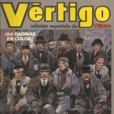 Cómics: VÉRTIGO. Nº 1. EDICIÓN ESPAÑOLA DE PILOTE. NUEVA FRONTERA 1982. (RF.MA) C/24. Lote 58133128