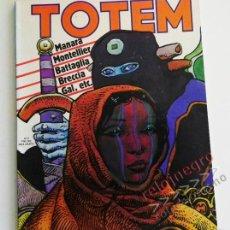 Cómics: TÓTEM Nº 41 - CÓMIC PARA ADULTOS - NUEVA FRONTERA - AÑOS 70 - MANARA - BATTAGLIA - BRECCIA - MOEBIUS. Lote 58231279