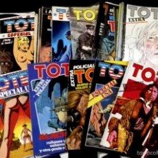 Cómics: TOTEM EXTRA ( NUEVA FRONTERA) COLECCIÓN COMPLETA: 21 EJEMPLARES.. Lote 58353106