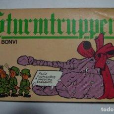 Cómics: STURMTRUPPEN Nº 3 DE BOMVI. Lote 64047751