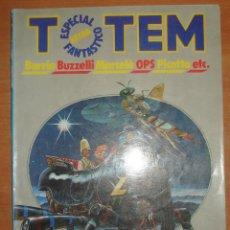 Cómics: TOTEM ESPECIAL FANTASTICO. TOMO EXTRA Nº 17. EDITORIAL NUEVA FRONTERA.. Lote 65945302