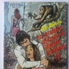 Cómics: TOTEM BIBLIOTECA - MILO MANARA - LAS AVENTURAS AFRICANAS DE GIUSEPPE BERGMAN 1. Lote 66026390