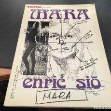 Cómics: TOTEM MARA ENRIC SIO (COIB142). Lote 245524500