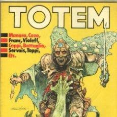 Cómics: TOTEM Nº 48 EDI. NUEVA FRONTERA 1977 - DANIEL CEPPI, CAZA, MANARA, BATTAGLIA, TOPPI, . Lote 71618479