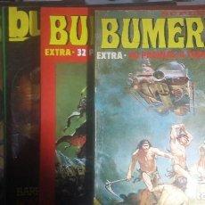 Cómics: LOTE BOOMERANG AÑOS 70 EDITORIAL NUEVA FRONTERA EN BUEN ESTADO. Lote 73788267