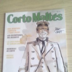 Cómics: CORTO MALTES 10 NUEVA FRONTERA. Lote 74386191