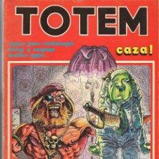 Cómics: TOTEM. Nº 18. CAZA!. NUEVA FRONTERA. 1977 (B/A49). Lote 79793361