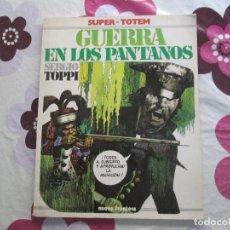 Cómics: SUPER TOTEM 15 GUERRA EN LOS PANTANOS.. Lote 86701552