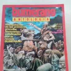 Cómics: BUMERANG ANTOLOGIA-EDICION EXTRAORDINARIA-ED. NUEVA FRONTERA-1977-OPORTUNIDAD….VER 1015 GRAMOS. Lote 87523364