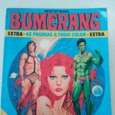 Cómics: SUPER BUMERANG N 14 Y Nº 15 + 1 SUPER BLUE JEANS DE REGALO-EXTRAS-BRECCIA-THORGAL-ED. NUEVA FRONTERA. Lote 87530528