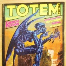 Cómics: TOTEM EXTRA - ESPECIAL CIENCIA FICCIÓN - NUEVA FRONTERA. Lote 89334776