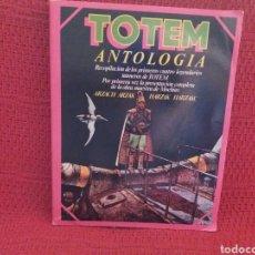 Cómics: TÓTEM ANTLOGIA RECOPILACIÓN DE LOS PRIMEROS CUATRO NÚMEROS. Lote 92755687