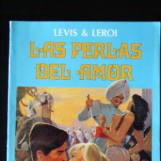 Cómics: LAS PERLAS DEL AMOR. LEVIS & LEROY. TOTEM COMICS. GRAN FORMATO.. Lote 95593063