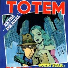 Cómics: TOTEM EXTRA POLICIAL. NUEVA FRONTERA. AÑOS 80. Lote 95801099
