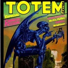Cómics: TOTEM EXTRA Nº 21. ESPECIAL CIENCIA FICCION. AÑOS 80. Lote 95803775