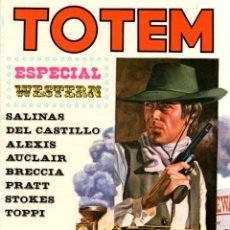 Cómics: TOTEM EXTRA Nº 4. ESPECIAL WESTERN. AÑOS 80. Lote 95805407