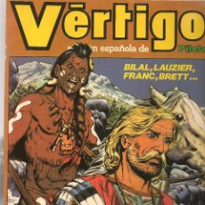 Cómics: VERTIGO. Nº 6. EDICION ESPAÑOLA DE PILOTE. NUEVA FRONTERA 1982 (B/A49). Lote 95817587