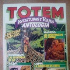 Cómics: TOTEM AVENTURAS Y VIAJES ANTOLOGÍA. Lote 95862972