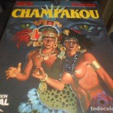 Cómics: COLECCION METAL METAL HURLANT - CHAMPAKOU. Lote 95890091