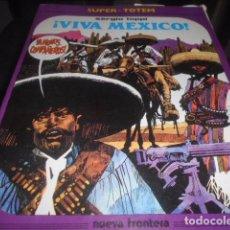 Cómics: SUPER TOTEM - VIVA MEXICO - . Lote 95898279