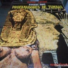 Cómics: SUPER TOTEM - PROFANADORES DE TUMBAS. Lote 95898307