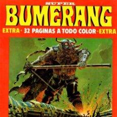 Comics: SUPER BUMERANG EXTRA Nº 19. AÑO 1978. NUEVA FRONTERA. Lote 96233283