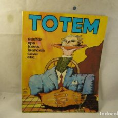 Cómics: TOTEM . Nº 12. TOTEM MAGAZINE. NUEVA FRONTERA. Lote 96575259