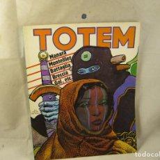 Cómics: TOTEM Nº 41 - MANARA- SHUITEN- MEAT LOAF -BRECCIA-MOEBIUS-1981. Lote 96575723