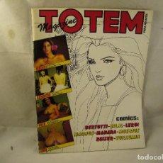 Cómics: TOTEM Nº 66 - BILAL-MAGNUS-BERTOTTI-MILO MANARA-MOEBIUS-1985-BUEN ESTADO. Lote 96603711