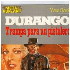 Comics : METAL HURLANT -COLECCIÓN METAL Nº 20 - EUROCOMIC 1981.. Lote 98415123