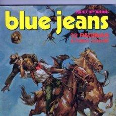 Cómics: LOTE DE 4 EJEMPLARES DE LA COLECCION BLUE JEANS, EDITORIAL NUEVA FRONTERA-PRINCIPIO AÑOS 80. Lote 98885559
