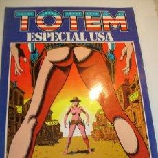 Cómics: TOTEM EXTRA NUM 13 - ESPECIAL USA - ED. NUEVA FRONTERA- 1977. Lote 99702484