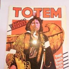 Cómics: TOTEM EXTRA NUM 20 - ESPECIAL WESTERN - ED. NUEVA FRONTERA- 1977. Lote 99702544