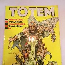 Cómics: TOTEM - NUM 48 - ED. NUEVA FRONTERA- 1977. Lote 99702650