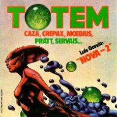 Comics: TOTEM. Nº 35. NUEVA FRONTERA. AÑO 1977. Lote 99724779