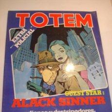 Cómics: TOTEM EXTRA NUM 14. - POLICIAL - ED. NUEVA FRONTERA- 1977. Lote 99702500