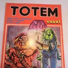 Cómics: TOTEM - NUM 18 - ED. NUEVA FRONTERA- 1977. Lote 99702568