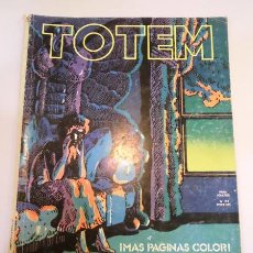 Cómics: TOTEM - NUM 22 - ED. NUEVA FRONTERA- 1977. Lote 99702576