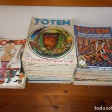 Cómics: TOTEM 67 NÚMEROS. Lote 100579031