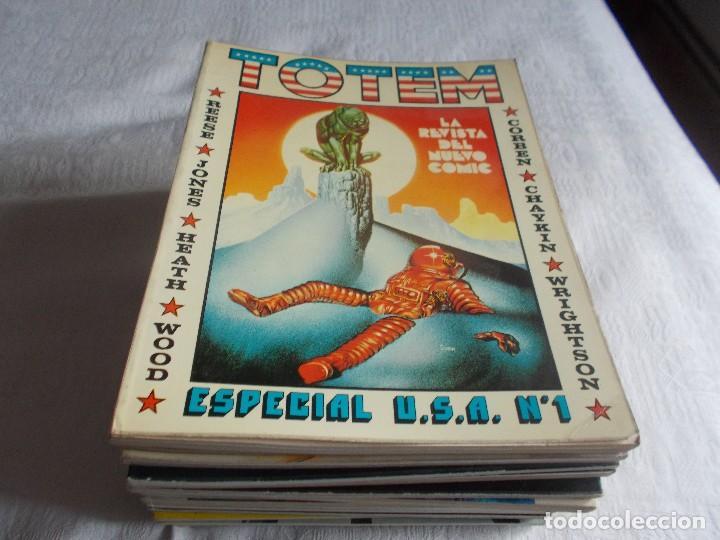 TOTEM EXTRA 20 NÚMEROS (Tebeos y Comics - Nueva Frontera)