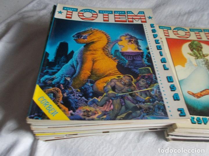 Cómics: TOTEM EXTRA 20 números - Foto 3 - 100581763