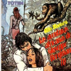 Cómics: LAS AVENTURAS AFRICANAS DE GIUSEPPE BERGMAN (1). MILO MANARA. TOTEM BIBLIOTECA. Nº 24. AÑO 1984. Lote 101055607