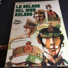 Cómics: TOTEM BIBLIOTECA CORTO MALTES. LA BALADA DEL MAR SALADO (COI48). Lote 155940500
