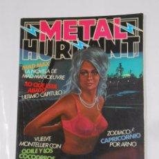 Cómics: METAL HURLANT Nº 22. TDKC33. Lote 103036011