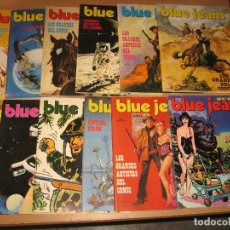 Cómics: 12 COMICS BLUE JEANS ENTRE 5 Y 19 MUY BUEN ESTADO. Lote 103037351