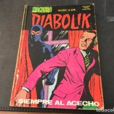 Cómics: DIABOLIK Nº 6 EXTRA NUEVA FRONTERA (COI49). Lote 104653307