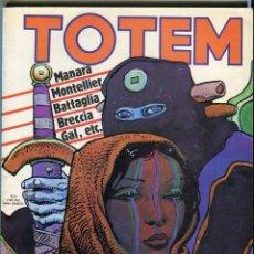 Cómics: TOTEM Nº 41 - MANARA - MONTELLIER - BATTAGLIA - BRECCIA - ... BUEN ESTADO. Lote 104734903